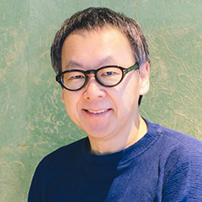 星野佳路 Yoshiharu Hoshino